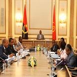 O Conselho de Ministros aprovou o estatuto orgânico do Gabinete para Administração das Bacias Hidrográficas do Cunene, Cubango e Cuvelai.