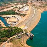 A Barragem Hidroeléctrica do GOVE é o primeiro Projecto angolano de redução das emissões de gases de efeito estufa. Após ter concorrido em finais de 2012, juntamente com a barragem hidroeléctrica de...